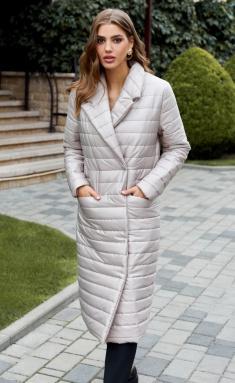 Coat AYZE 2311 bezhevyj