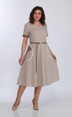 Dress Lady Style Classic 2323