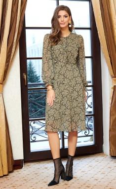 Dress AYZE 2350 oliva