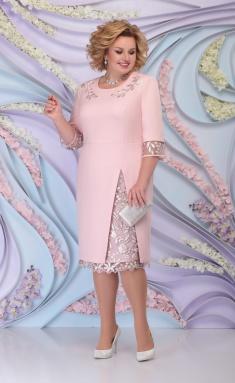 Dress Ninele 2361 pudr
