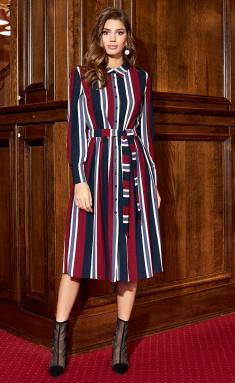Dress AYZE 2362 multikolor