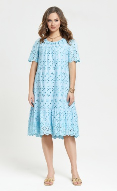 Dress TEZA 2391-1
