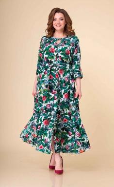 Dress Asolia 2404/4 zel