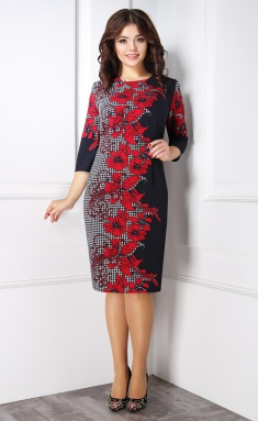Dress Solomeya Lux 246A