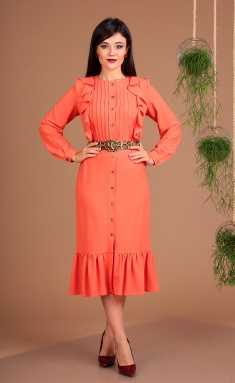 Dress Moda Urs 2484or