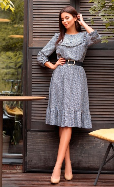 Dress Asolia 2486 denim