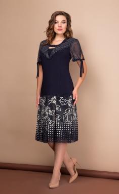Платье пинский трикотаж