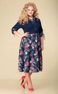 Dress Asolia 2514/1 rozy