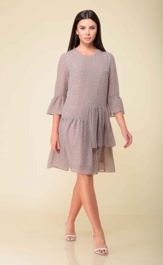 Dress Asolia 2520 pudr