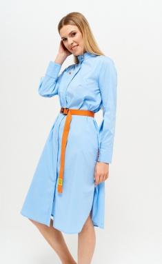 Dress Lyushe 2586 Plate