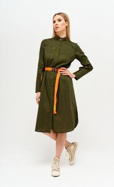 Dress Lyushe 2587 Plate