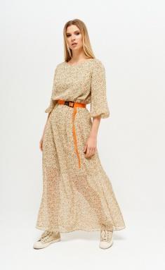 Dress Lyushe 2589 Plate