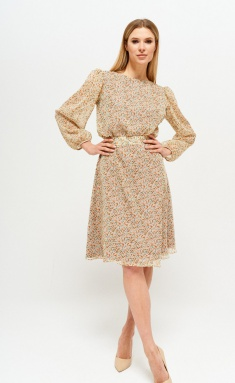 Dress Lyushe 2591 Plate