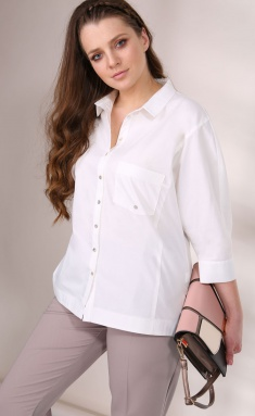 Blouse Golden Valley 26203-1 krem
