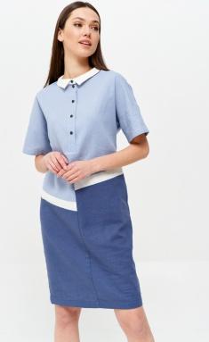 Dress Lyushe 2625 Plate