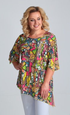 Tunic Golden Valley 26315-1 pikasso
