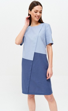 Dress Lyushe 2632 Plate