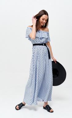 Dress Lyushe 2637 Plate
