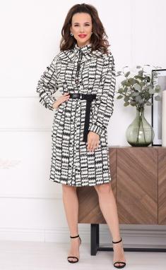 Dress Moda Urs 2643 d chern tesma