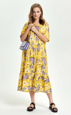 Dress TEZA 2658