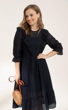 Dress Lyushe 2661 Plate