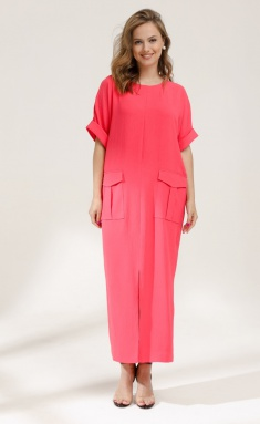 Dress Lyushe 2671 Plate