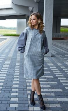 Dress Lyushe 2681 Plate