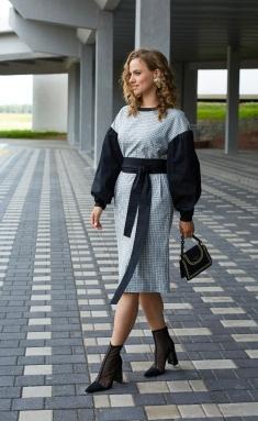 Dress Lyushe 2683 Plate