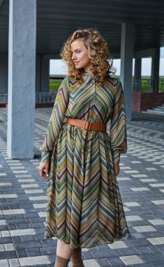 Dress Lyushe 2690 Plate