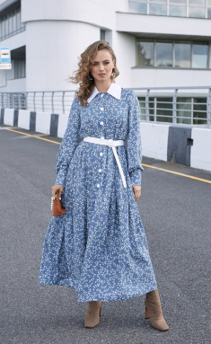 Dress Lyushe 2697 Plate