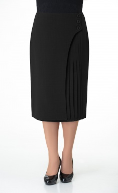 Skirt Elite Moda 2846 chern