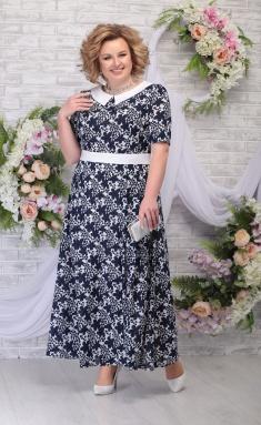 Dress Ninele 295 sinie cv