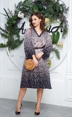 Dress Anastasia 558 s remnem