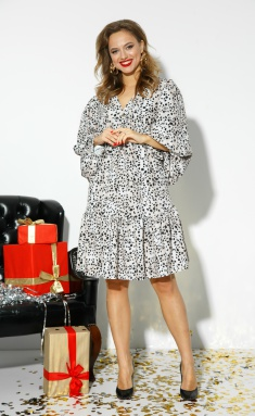 Dress Anastasia 523 leo