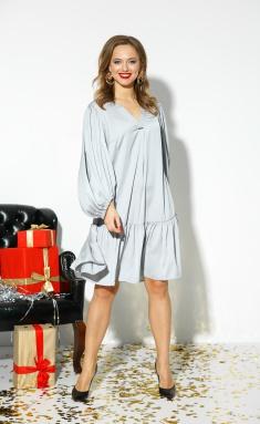 Dress Anastasia 523 serebr