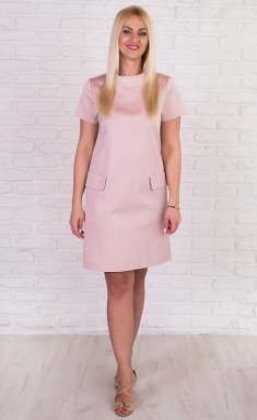 Dress Avila 0710 pudr