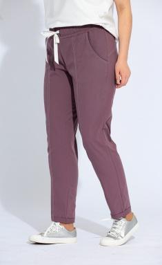 Trousers BegiModa 6002 burgundi