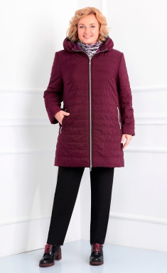 Jacket Asolia 3015 bordo