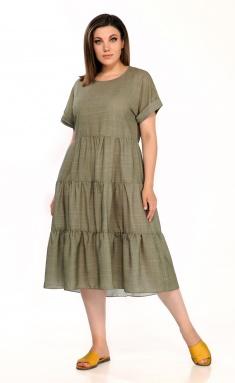Dress FOXY FOX 0304/1 xaki