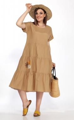 Dress FOXY FOX 0304 oxra