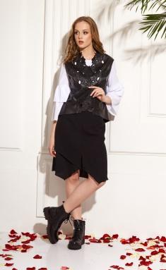 Skirt Amori 3092 chern 170