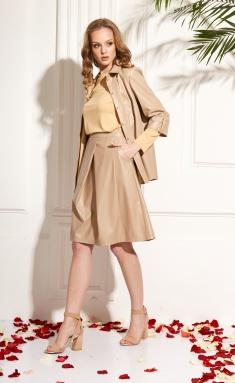 Skirt Amori 3093 bezh 164