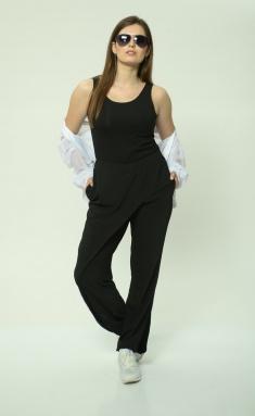 Trousers MALI 0312 chern
