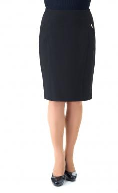 Skirt Elite Moda 3138 chernyj