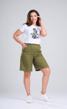 Shorts MALI 321-022 xaki