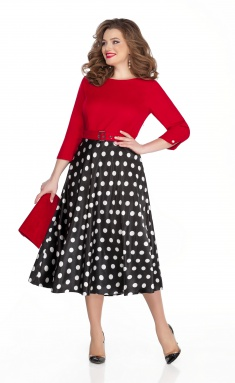 Dress TEZA 0323-1