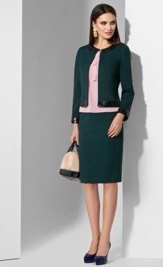 Suit Lissana 3240 zel+roz