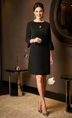 Dress Lissana 3282 chern