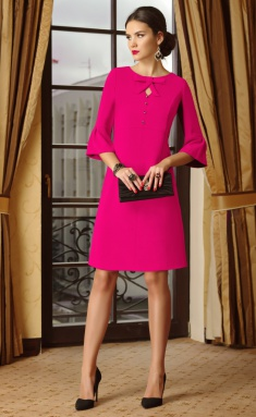 Dress Lissana 3282 roz