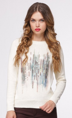 Джемпер MY FASHION HOUSE 3296 беж